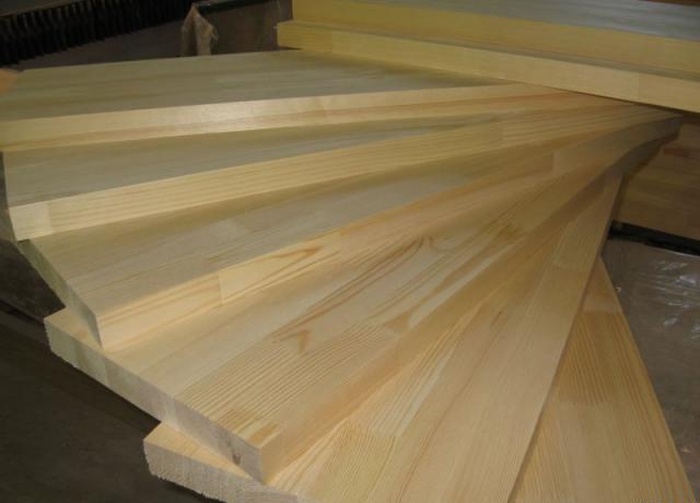 Мебельные щиты из сосны 28 мм — купить в Петровиче