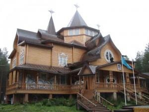 Дворец Деда Мороза